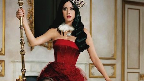 Report: Katy Perry's New Album Titled 'Prism'