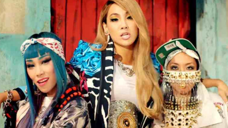 Watch: 2NE1's CL Rocks 'The Baddest Female' Live On 'Inkigayo'