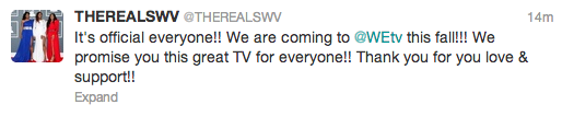 Screen Shot 2013 07 08 at 11.45.57 SWV Announce WE tv Reality Show!