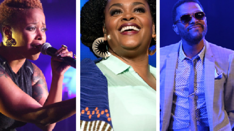 Watch:  Chrisette Michele, Jill Scott, and Maxwell Rock 2013 Essence Festival
