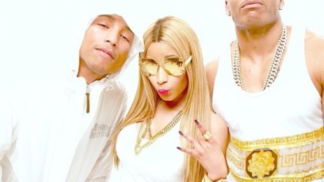 Behind the Scenes:  Nelly & Nicki Minaj's 'Get Like Me' Video