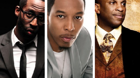 The Overflow (Gospel News Round-Up):  Tye Tribbett, Deitrick Haddon, Donnie McClurkin, & More