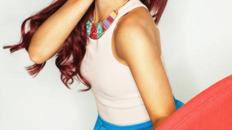 Ariana Grande Blazes iTunes With 'Baby I'