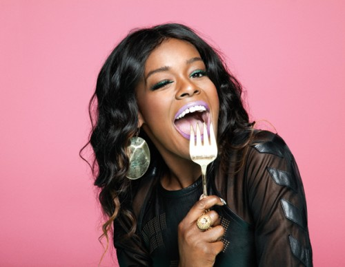Must See: Azealia Banks Rocks T in the Park With 212 / TGJ Weighs In On Broke With Expensive Taste