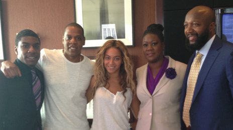 Watch: Beyonce Continues Support Of Trayvon Martin At NYC Rally