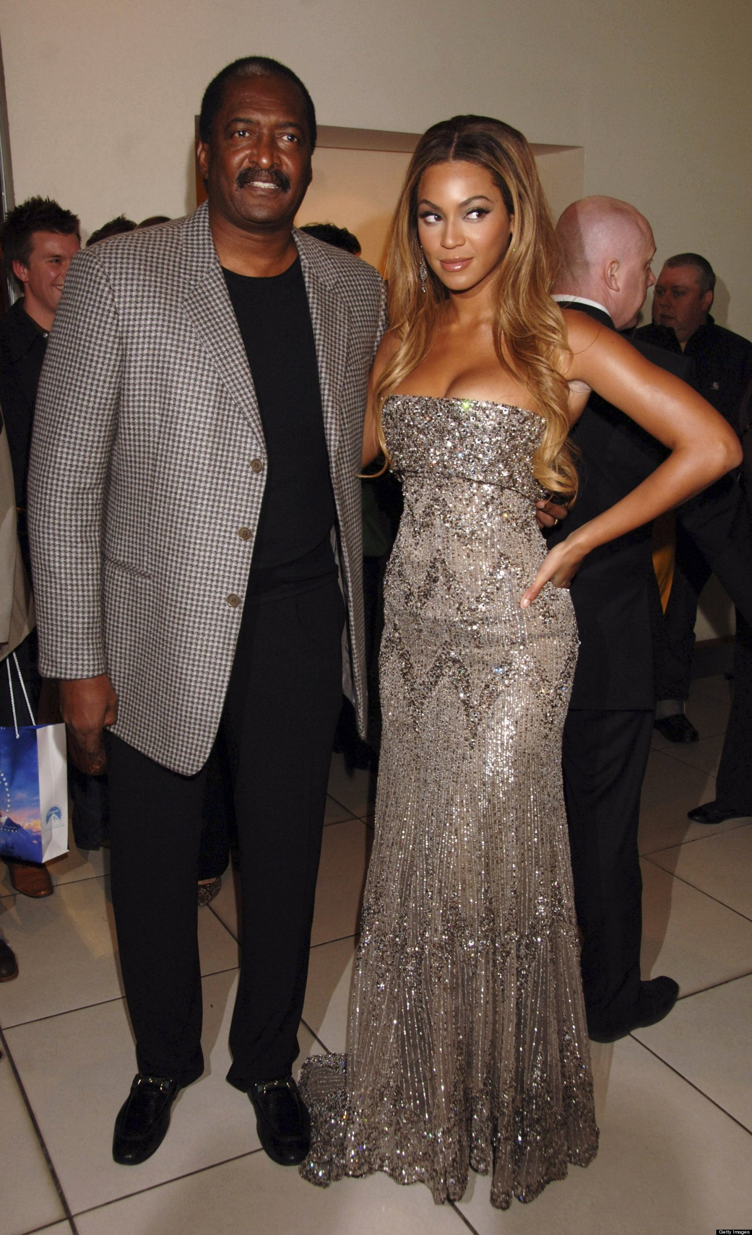 Matthew Knowles New Wife
