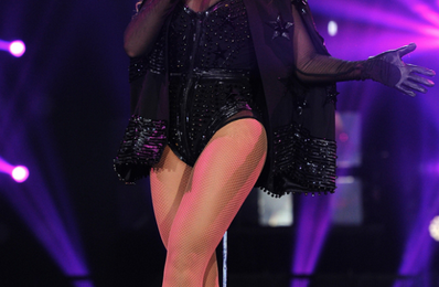 Beyonce Performs 'Diva' Live At 'Essence Festival'