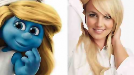 New Video: Britney Spears - 'Ooh La la (The Smurfs 2 Soundtrack)'