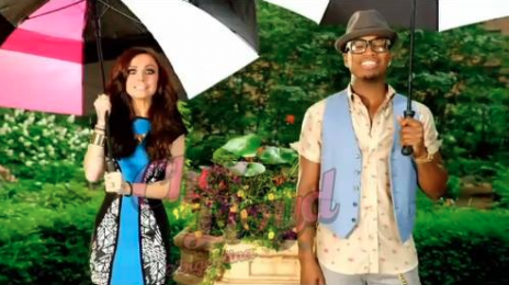 Behind The Scenes: Ne-Yo & Cher Lloyd - 'It's All Good (Fruttare Theme)'