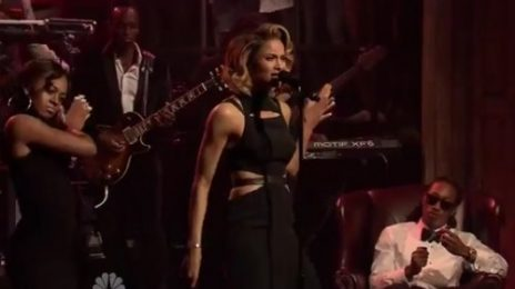 Watch: Ciara & Future Perform 'Body Party (Remix)' On 'Fallon'