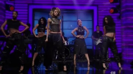 Watch: Ciara Performs 'Body Party' On 'Kelly & Michael'