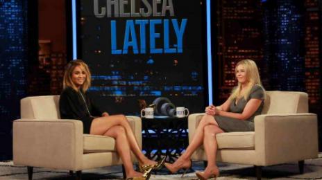 Watch: Ciara Talks Love, 'Ciara' And Future's Magic On 'Chelsea Lately'