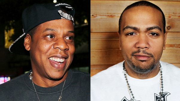 jay z timbaland that grape juice Timbaland Weighs In On New Aaliyah Duets:  Big Brother Jay And I Adopted Drake