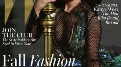 Jennifer Lopez Covers 'W' Magazine