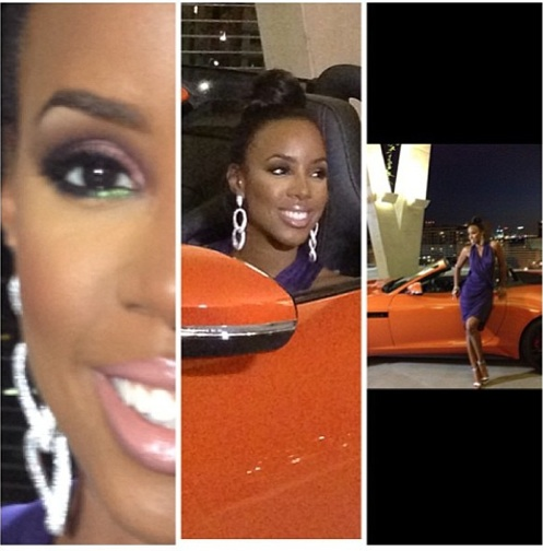 kelly rowland jaguar 3 Major: Kelly Rowland Named New Face Of Jaguar