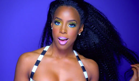 Watch: Kelly Rowland Heats Up 'Jazz In The Gardens' With Scorching 'Ice' Performance