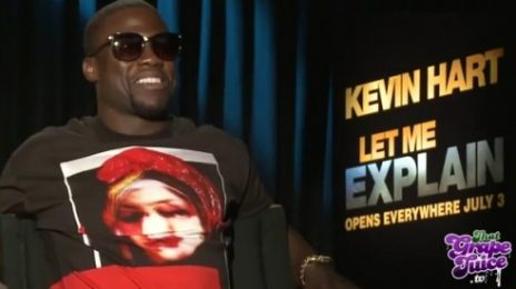 Watch: That Grape Juice Interviews Kevin Hart