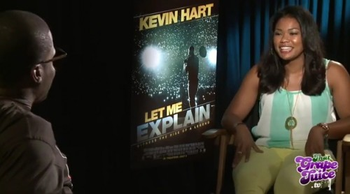 kevin hart tgj megan thomas e1372874944940 Watch: That Grape Juice Interviews Kevin Hart