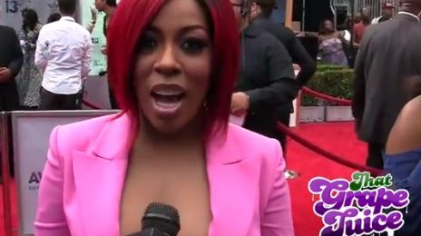 Exclusive: K. Michelle Talks New Album, 'Love & Hip-Hop', Spin-Off, & More