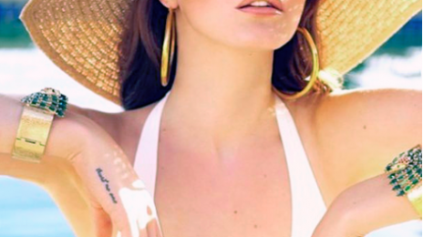 Lana Del Rey Scans Gold With 'Young & Beautiful' / Miley Cyrus' 'We Can't Stop' Goes Platinum