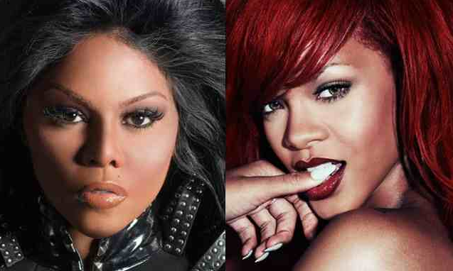 lil kim rihanna that grape juice1 Lil Kim: I See Myself In Rihanna
