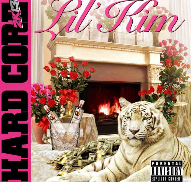 lil kim that grape juice1 Lil Kim Announces Hardcore: Back 2 Da Streetz Mix Tape