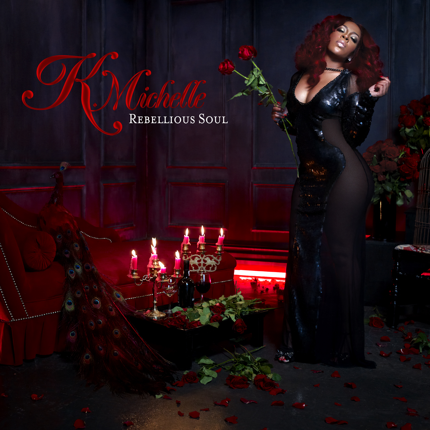 Exclusive: K.Michelle Talks New Album, Collabos With Nicki Minaj & Lil Kim, & More