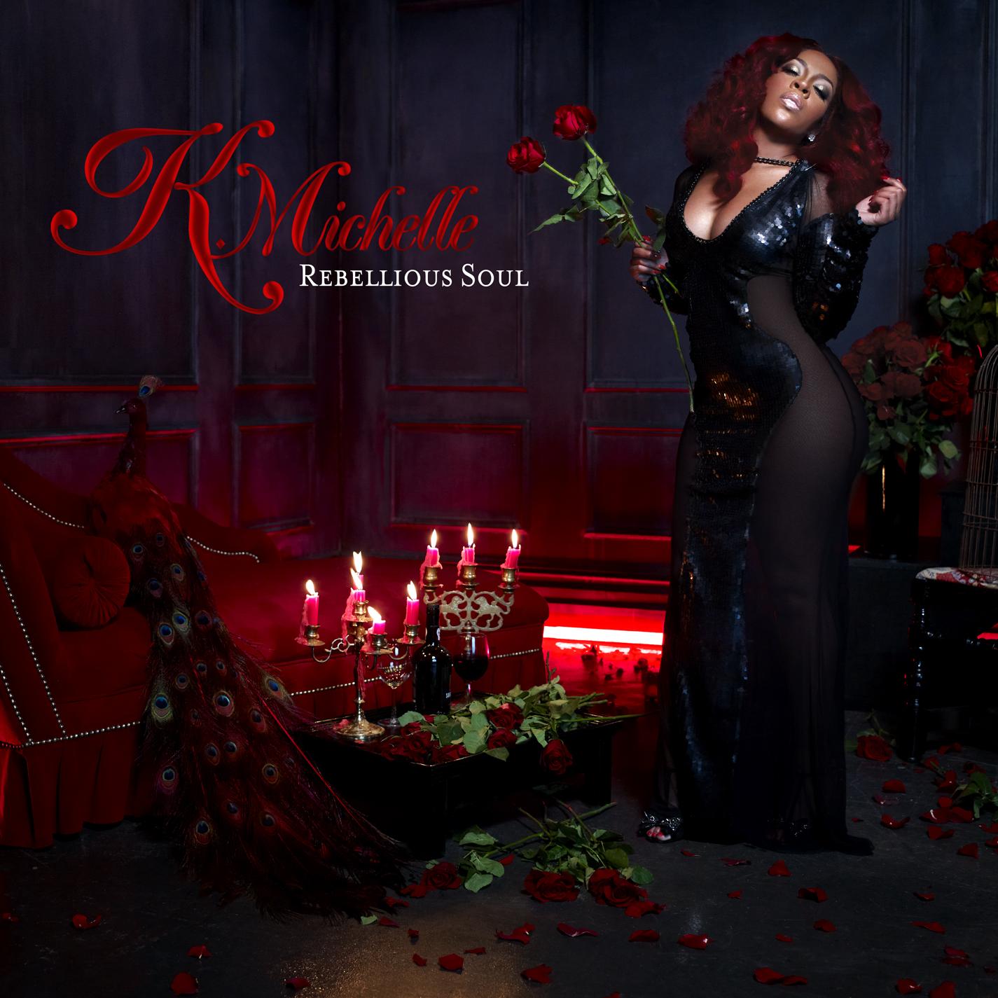 K. Michelle Unwraps 'Rebellious Soul' Album Cover ... K Michelle 2013 Photoshoot