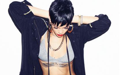 Rihanna's 'Pour It Up' Slides Nearer To Double Platinum