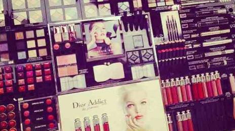 Hot Shot: Rita Ora & Calvin Harris Share 'Dior Driven' Instagram Snap