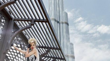 Must See: Rita Ora Reaches New Heights In Harper's Bazaar Arabia