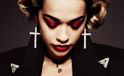 Rita Ora Unlocks New Album Details / Talks Macklemore Duet & Calvin Harris Style Influence