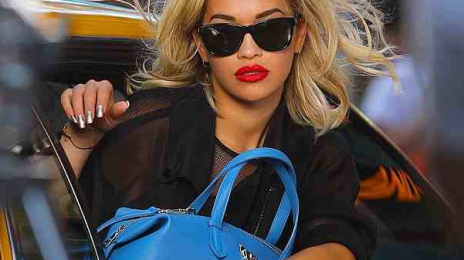 Watch: Rita Ora Shoots For 'DKNY' In NYC