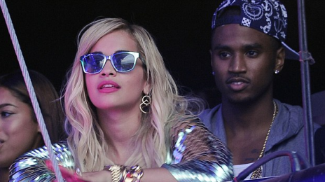 Hot Shots: Rita Ora & Trey Songz Hit 'Wireless Festival' / Enjoy Justin Timberlake Stage Show