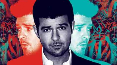 Album Snippets: Robin Thicke - 'Blurred Lines'