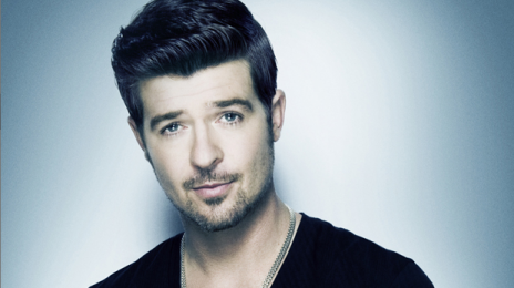 New Song: Robin Thicke - 'Go Stupid 4 U'