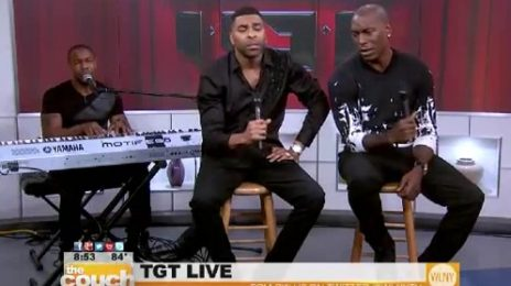 Shocking Must-See: TGT Perform 'I Need' On 'The Couch'