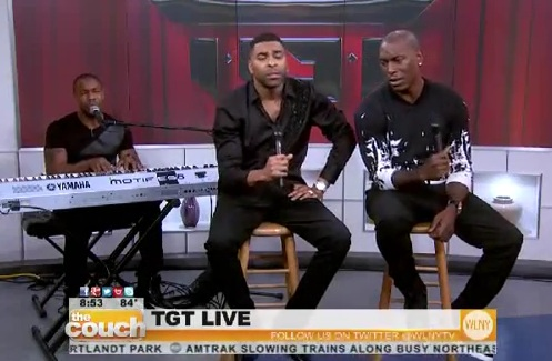 Shocking Must See Tgt Perform I Need On The Couch