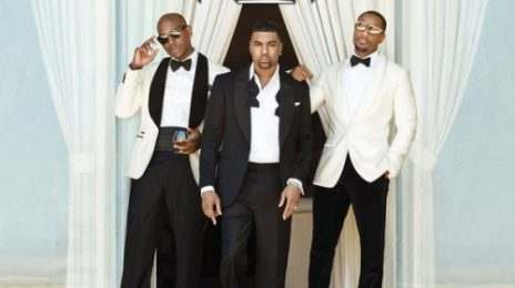 Hot Shot:  TGT Tux Up For '3 Kings' Album Cover, Unveil Tracklisting