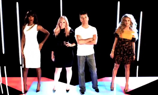 xfactor usa thatgrapejuice Watch: Kelly Rowland Dazzles In New X Factor USA Promo