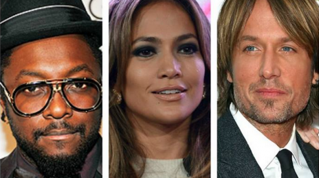 Report: Will.I.Am Joins 'American Idol' Panel....Alongside Keith Urban and Jennifer Lopez