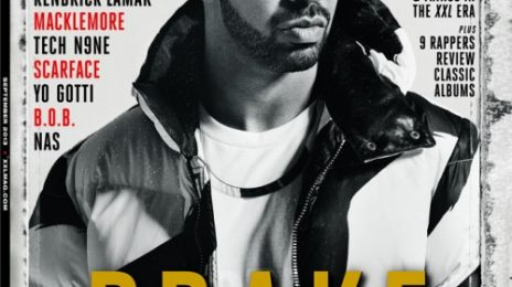Drake Covers XXL Magazine's 150th Issue / Talks New Album, His Image & More