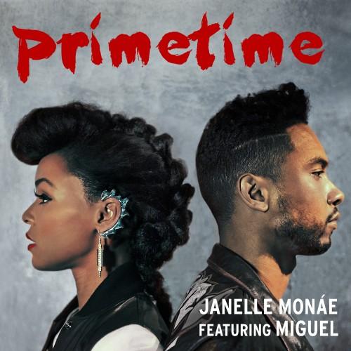 JanelleMonae Primetime e1376940614905 New Song: Janelle Monae   Primetime (ft. Miguel)