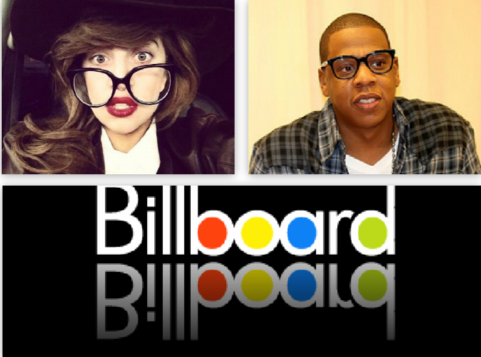 Screen shot 2013 08 02 at 9.49.07 PM Weigh In:  Billboard To Include Lady Gaga App Sales To Album Count / Jay Z Fans Angered