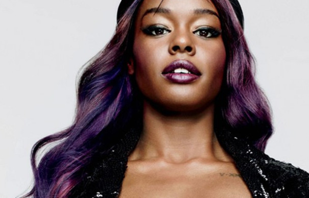 azealia banks that grape juice Must See: Azealia Banks Storms Rock Werchter With Sizzling Set
