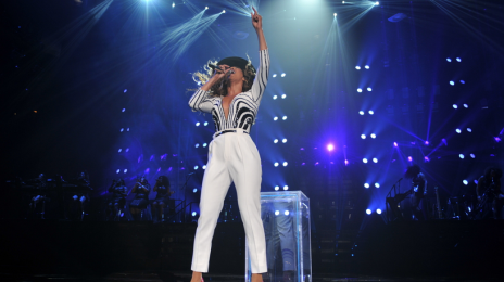 Watch: Beyonce Wows 'Barclays Center' With Reworked 'Mrs.Carter Show'