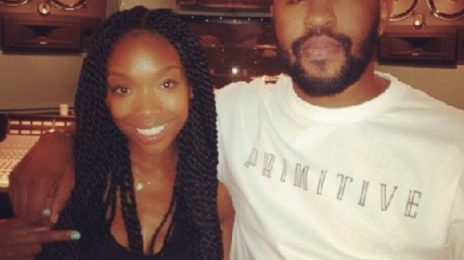 Hot Shot: Brandy Begins Work On New Album