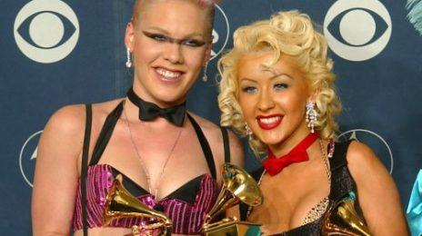 Shots Fired? Pink Slams Christina Aguilera