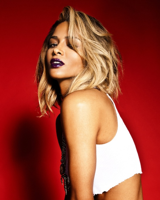 ciara promo1 Watch:  Ciara Shares Snippet Of I Will Always Love You Cover