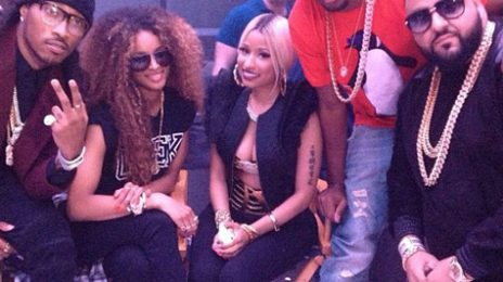 Behind the Scenes:  DJ Khaled ft. Nicki Minaj, Future, & Rick Ross [Video]